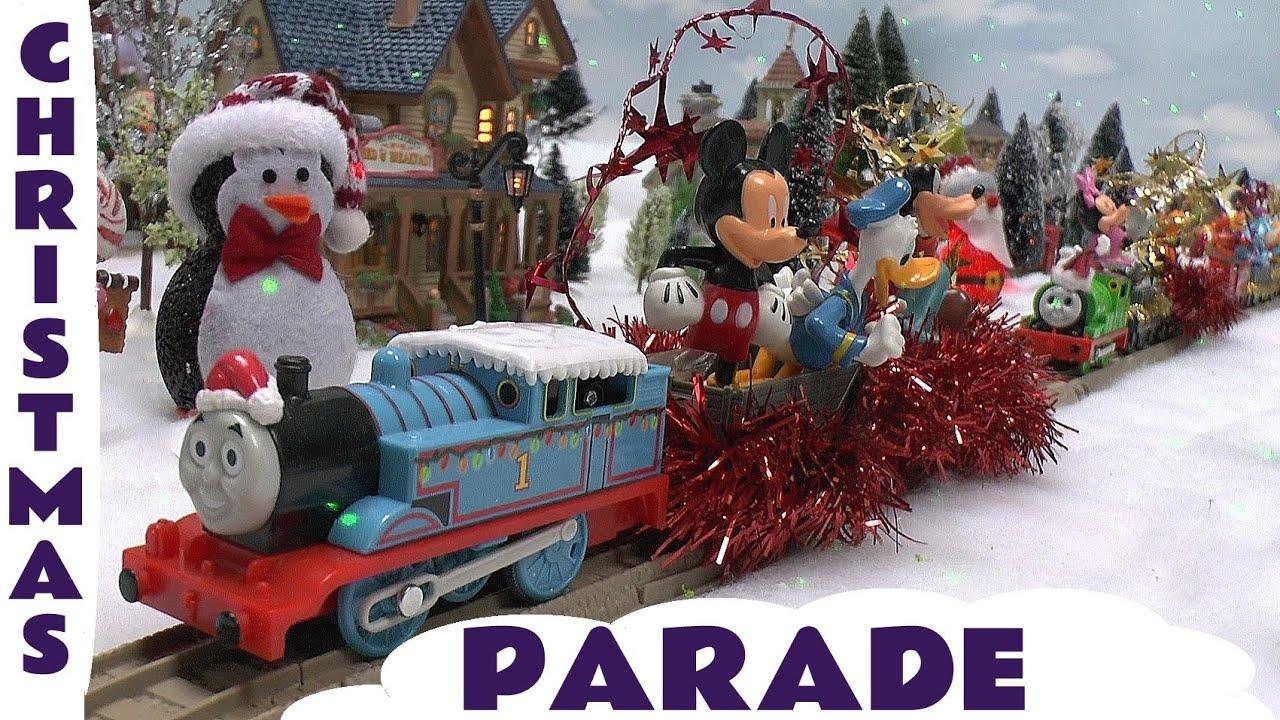 Christmas Mouse Story