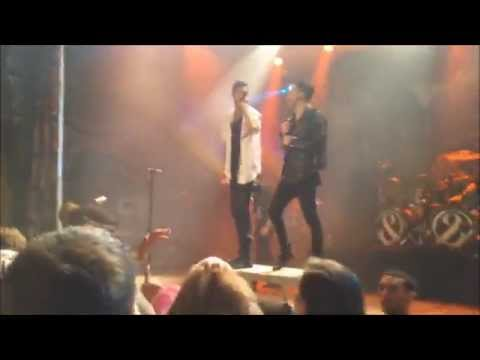 Of Mice & Men (ft. CTE) - The Depths [LIVE PIT Chicago House Of Blues 5/19/15 Full Circle Tour]