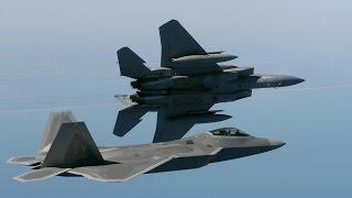 F-22 Lightning II - Caça em alerta (Português - Brasil)