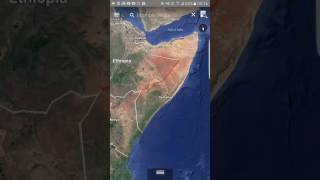 Google Maps Shows Major Somali Town of Caabudwaaq inside Ethiopia in the Somali 5th District Free HD Video