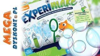 Wodne sztuczki  Experimake ⚗ DIY ⚗ Nickelodeon