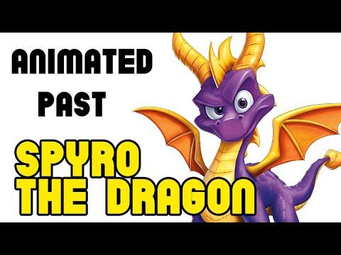 Animated Past spyro the dragon - new video