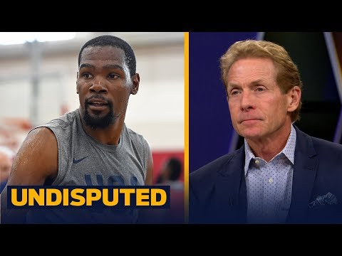 Skip Bayless: Kevin Durant still doesnt get enough credit | NBA | UNDISPUTED