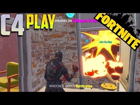 C4 Play - Fortnite