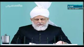 (English) Friday Sermon 22 October 2010 Part 1/5