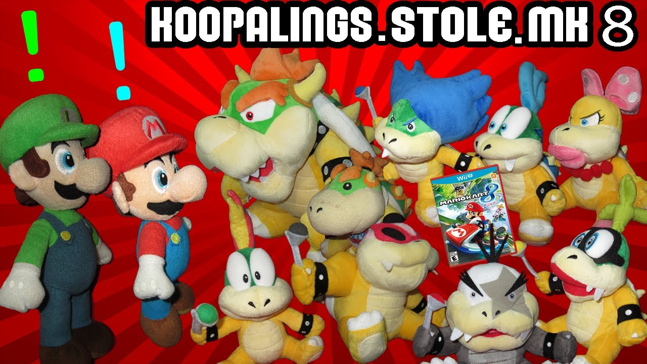 ABM Adventure: Koopalings Stole Mario Kart 8 HD!! - YouTube