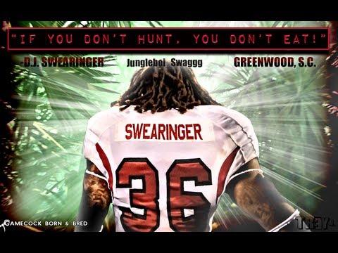 D.J. Swearinger Highlights (Jungle Boi Theme)