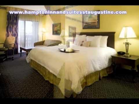 Hampton Inn & Suites Vilano Beach.flv