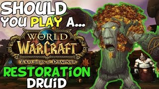 Should You Play A Resto Druid In Warlords Of Draenor?