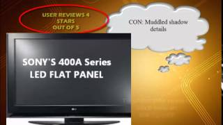 Review Sony LED Flat Panel TV - KDL-32R400A, KDL-24R400A
