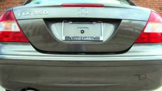 2008 Mercedes-Benz CLK-Class #M271 in Miami Coral Gables,