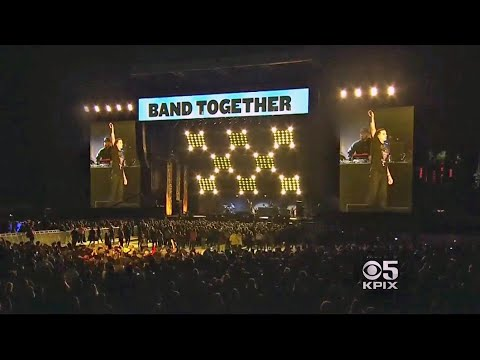 'Band Together' Benefit Concert Raises Millions for Wildfire Relief Mp3