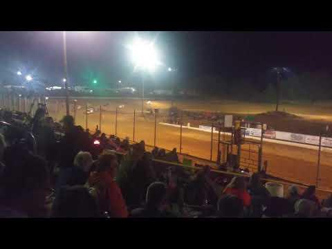 Midget Heats, Southern Raceway Milton