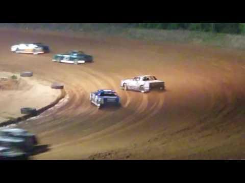 Southern Raceway PureStock 04/08/17 Heat 1