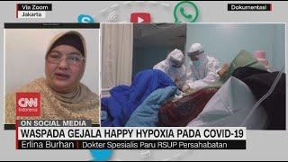 Waspada Gejala Happy Hypoxia Pada Covid-19