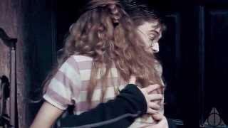 Not alone   Harry+Hermione