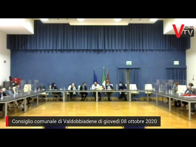 Consiglio comunale di Valdobbiadene
