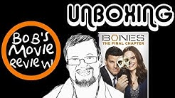 Bones Season 12 DVD Unboxing
