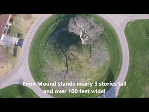 Enon Mound - Ancient Native American Burial Mound