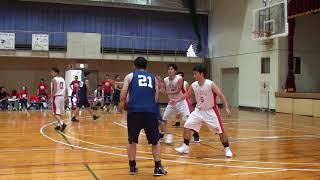20180729東京都社会人バスケットボールリーグ第3戦