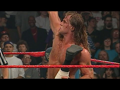 Shawn Michaels vs. Diesel: In Your House - WWE Championship No Holds Barred Match