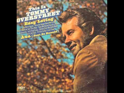 """Tommy Overstreet """"Easy Loving"""""""