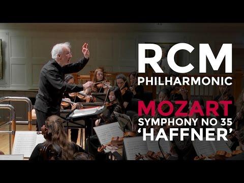 RCM Philharmonic: Mozart, Symphony No 35 In D Major K385 'Haffner'