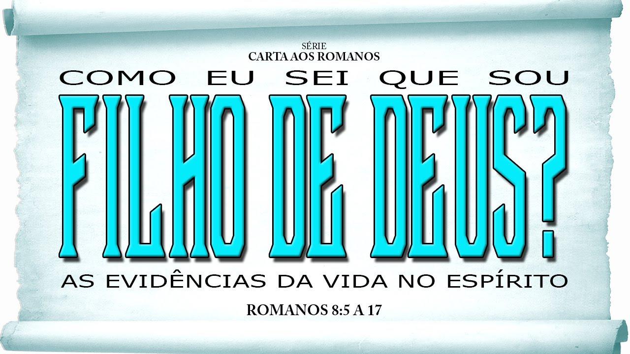 Resultado de imagem para Romanos 8:14