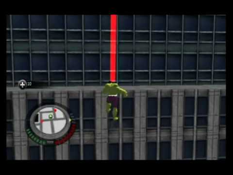 The Incredible Hulk Movie Game Walkthrough Part 28 (Wii)