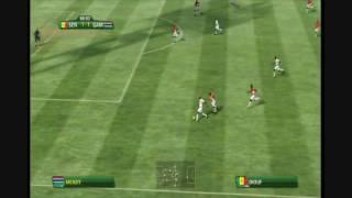 2010 FIFA World Cup Senegal vs Gambia