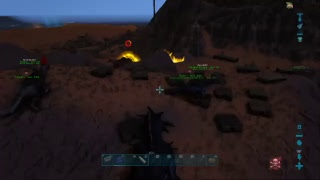 RAIDING  BEACH BOBS | server 253 |  Ark official pvp