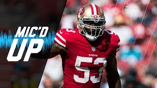 NaVorro Bowman Mic'd Up vs. Panthers