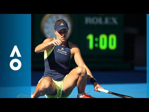 CPA Shot of the Day: Angelique Kerber   Australian Open 2018