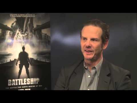 Battleship Peter Berg Interview
