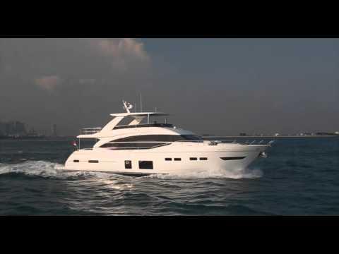 2017 Princess Yachts 75 Motor Yacht For Sale
