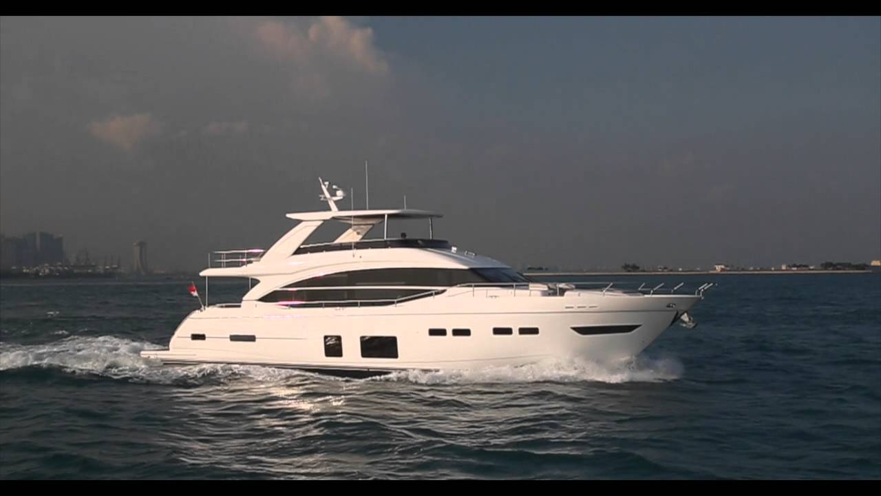 2017 princess yachts 75 motor yacht for sale youtube for Princess 75 motor yacht