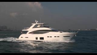 2017 Princess Yachts 75 Motor Yacht For Sale