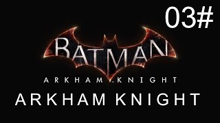 CZ tit. | Let's Play | Batman: Arkham Knight | #03 | NG+ |1080p/50fps