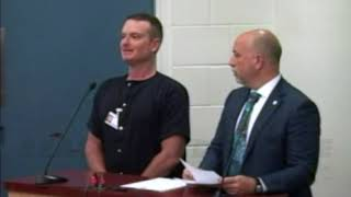 Judge Threatens to Remove Jeremy Dewitte From Courtroom