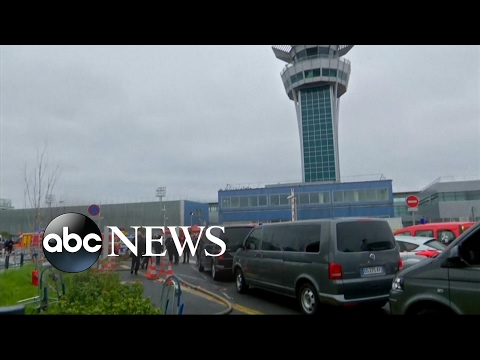 Paris' Orly Airport gets partially shut down after shooting incident