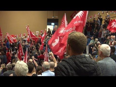 Socialism 2018: Saturday Rally