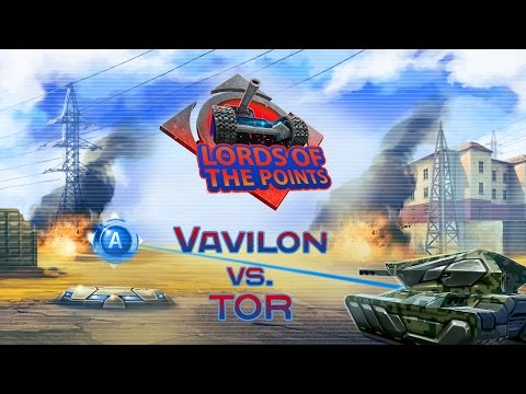 Vavilon vs Tanki Online Romania [TOR] Tournament TOF Lords of the Points 16.03.2017