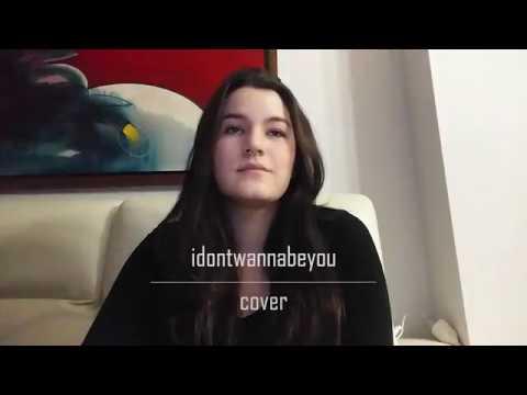 idontwannabeyou - Billie Eilish (Cover y Patty)