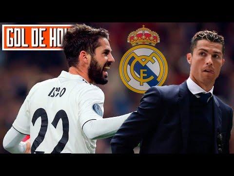 Cristiano volverá a Madrid para asumir I El futuro de Isco ¿fuera del Madrid?
