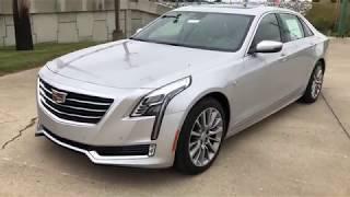 2018 Cadillac CT6 Walkaround/Overview - (c74818)