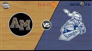 Archbishop Mitty vs Brookside Christian High School Boys Basketball LIVE 12/12/19