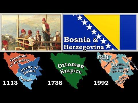 Who Owned Bosnia and Herzegovina? (29 BC - 2017)