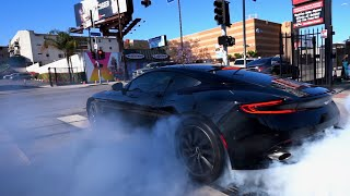 #RDBLA DB11 Smoke Machine, C63S New Hip Replacement, New S Class Benz Black to White!