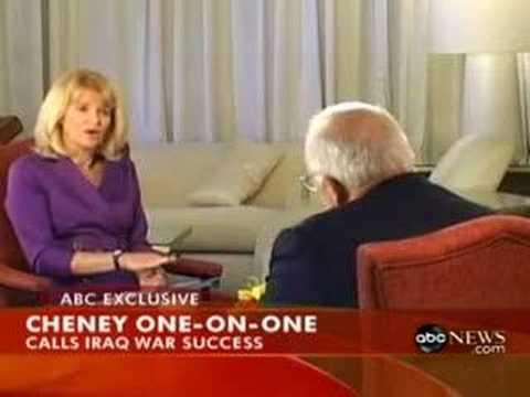 "Cheney Tells America ""Go Fu*k yourself"
