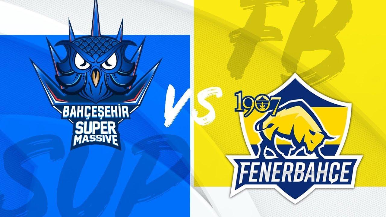 Bahçeşehir SuperMassive (SUP) vs 1907 Fenerbahçe Espor (FB) 3. Maç | VFŞL 2019 Kış Mevsimi Finali
